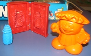 Hawaiian Punch Board Game Pieces